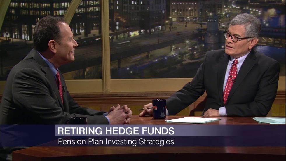 Retiring Hedge Funds: Pension Plan Investing Strategies image