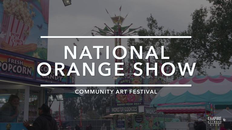 Expressions of Art: National Orange Show Community Art Festival