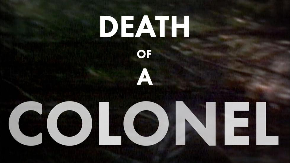 Death of a Colonel image