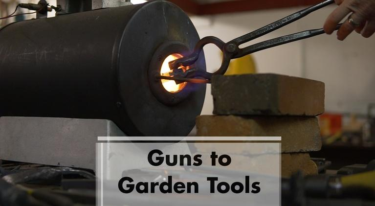 Arts District: Guns to Garden Tools & At the Table with Dr. King