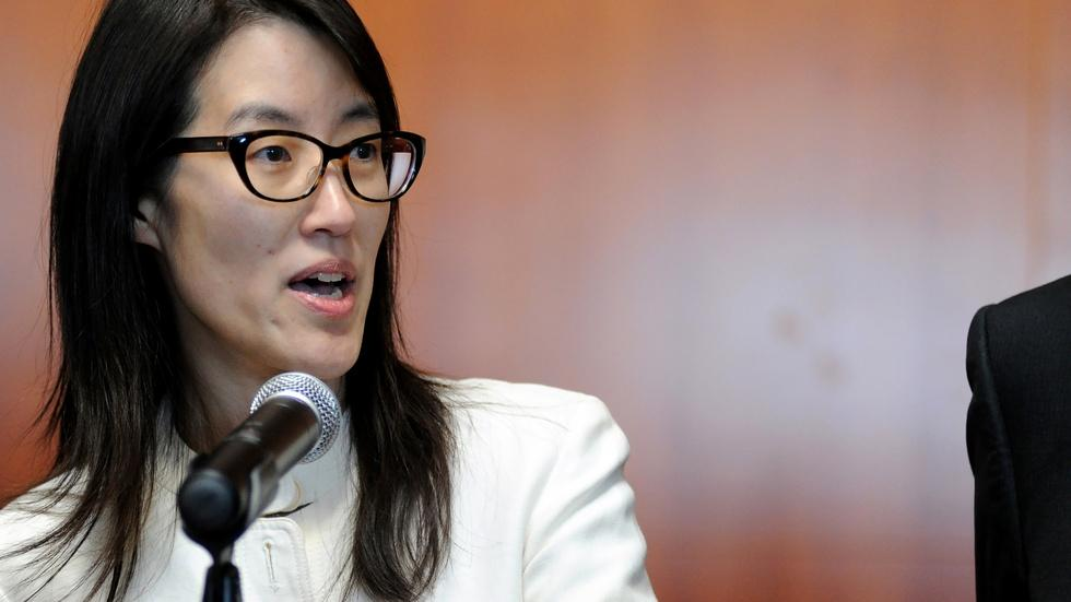Ellen Pao: Women can't succeed in Silicon Valley culture image