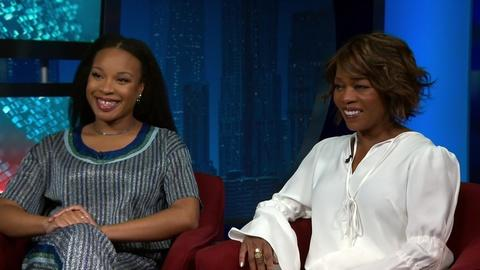 """Amanpour and Company -- Chinonye Chukwu and Alfre Woodard Discuss """"Clemency"""""""