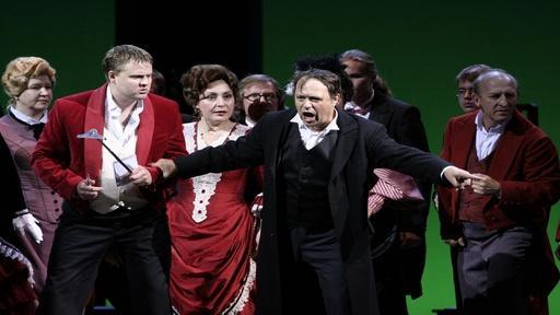 Prokofiev's The Gambler at the Mariinsky Theater