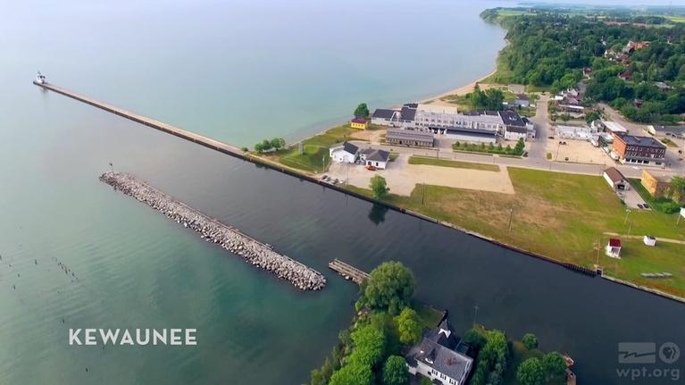 WPT Presents: WPT Preview: Wisconsin Water From the Air