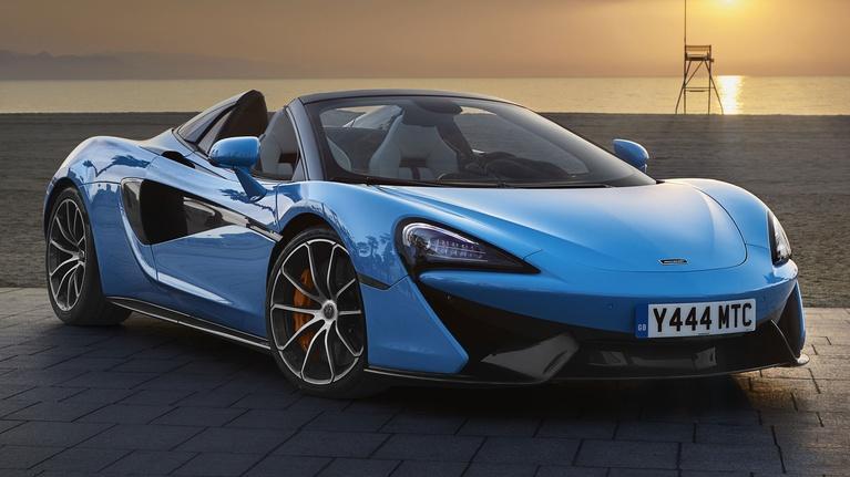MotorWeek: 2018 McLaren 570 S Spider & 2019 RAM 1500