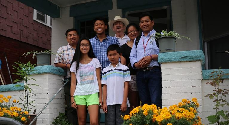 Our Vietnam Voices: The Tran Family
