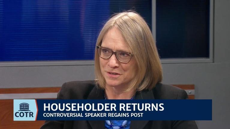 Columbus on the Record: Team DeWine Begins, Team Householder Returns
