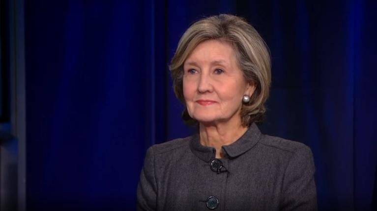 Amanpour and Company: Kay Bailey Hutchison Responds to Trudeau's Jokes About Trump