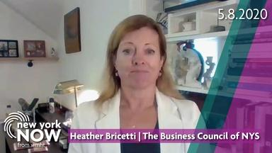Heather Briccetti from The Business Council of NY State