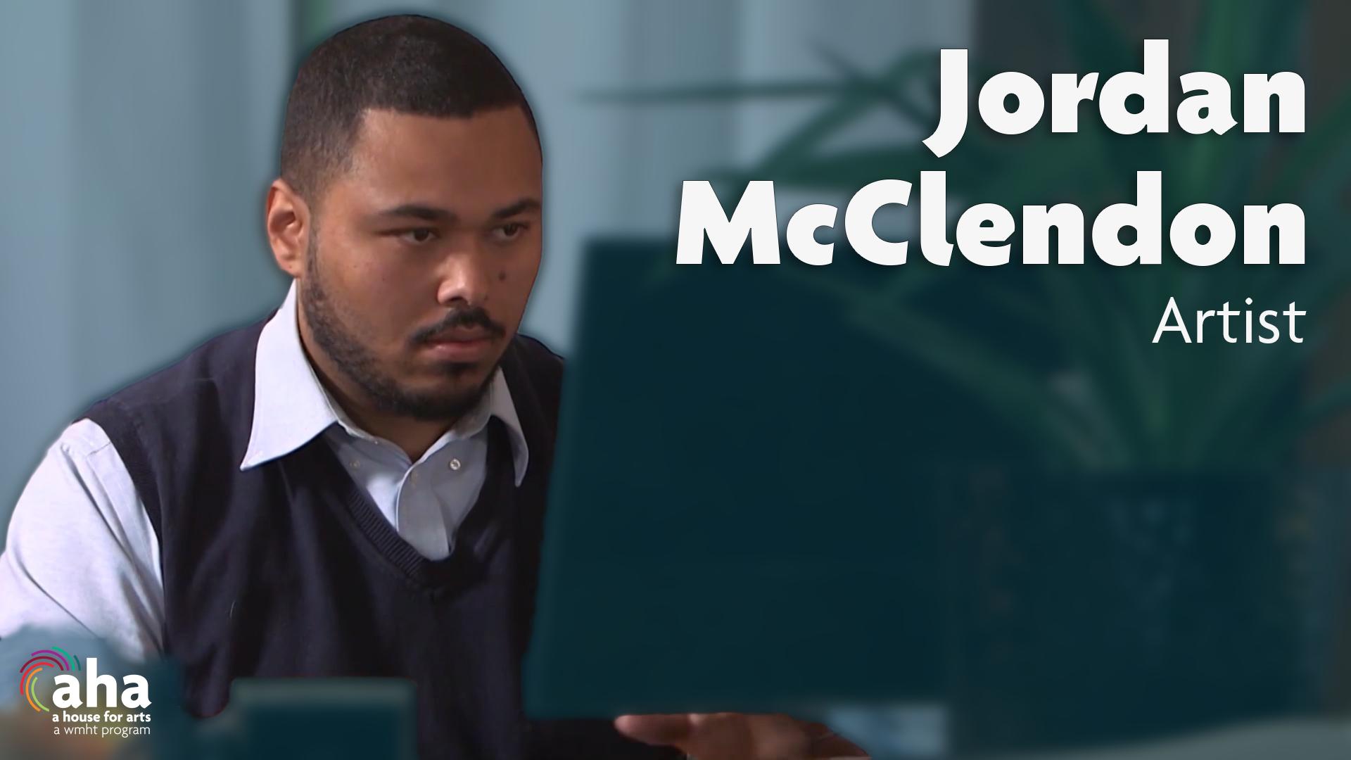 Animator Jordan McClendon on Learning New Skills