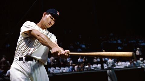 American Masters -- Ted Williams - Trailer