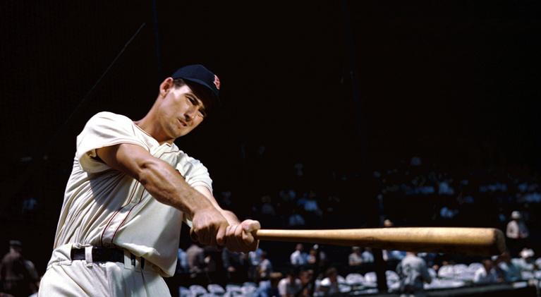 American Masters: Ted Williams - Trailer