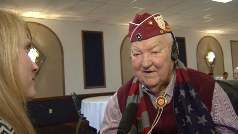 Living St. Louis: Battle of the Bulge Veterans
