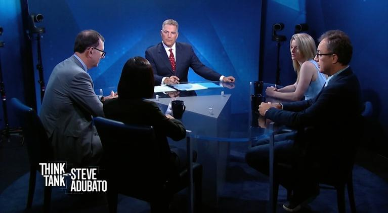 Think Tank with Steve Adubato: The Future of Innovation in NJ and Across the Nation