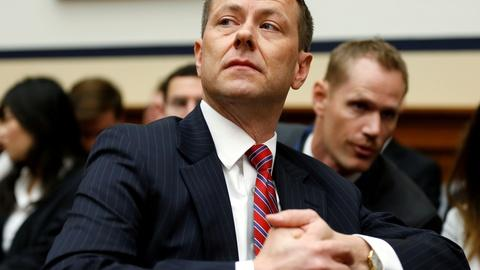 Peter Strzok on a 'compromised' Trump, Russia and regrets