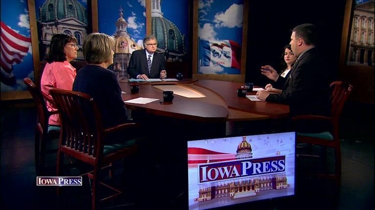 Iowa Press: Reporters' Roundtable