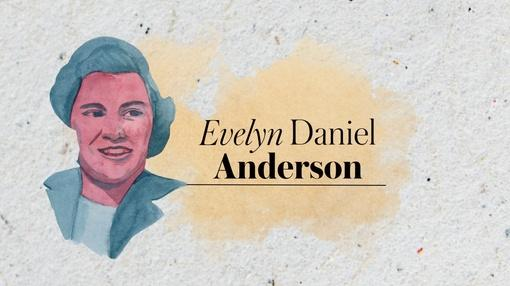 They Dared! : Evelyn Daniel Anderson