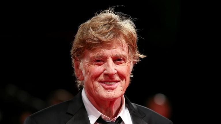 PBS NewsHour: Redford retires from acting as a bankrobber who won't quit