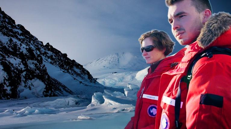 NOVA: Antarctica: Journey to the Bottom of the Earth
