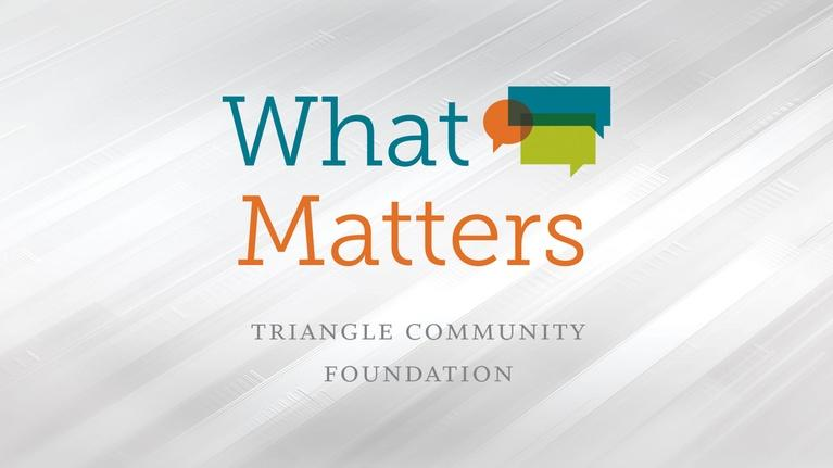 NC Channel: What Matters: A Thriving Community