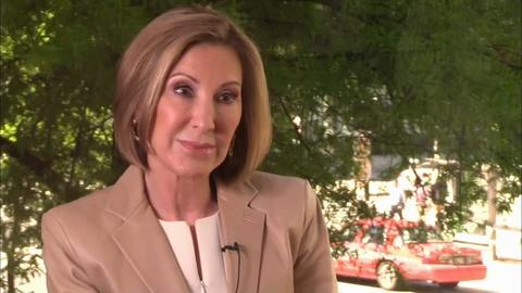 Woman Thought Leader: Carly Fiorina