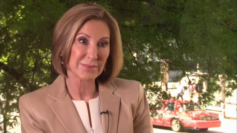 To The Contrary: Woman Thought Leader: Carly Fiorina