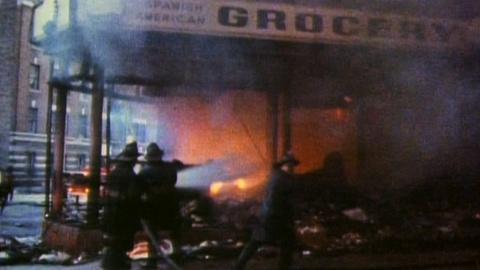 "MetroFocus -- BRONX ""DECADE OF FIRE"""