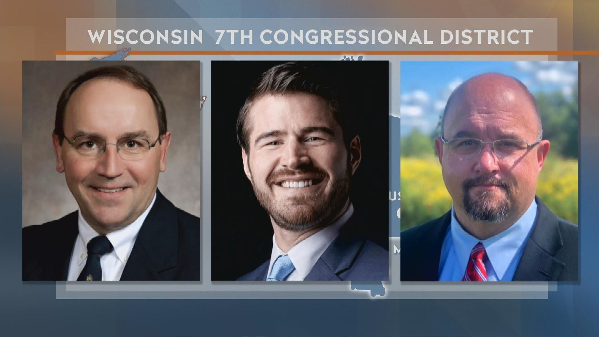 The Race for the 7th Congressional District Continues