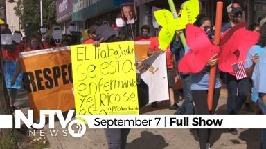 NJTV News: September 7, 2020