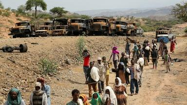 Ethiopian government appears determined to target Tigray