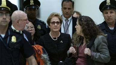 Marie Yovanovitch's 'extraordinary' impeachment deposition