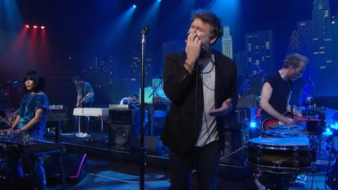 Austin City Limits -- Behind the Scenes at ACLTV: LCD Soundsystem