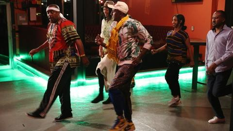 No Passport Required -- Eskita: An Ethiopian Dance