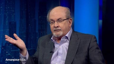 "Salman Rushdie on His Latest Novel, ""Quichotte"""