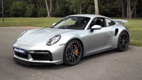 2021 Porsche 911 Turbo & 2020 Buick Encore GX