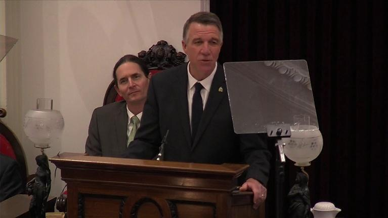 Vermont PBS Specials: State of the State Address 2018