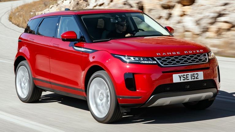 MotorWeek: 2020 Range Rover Evoque & 2019 Volkswagen Beetle Convertible