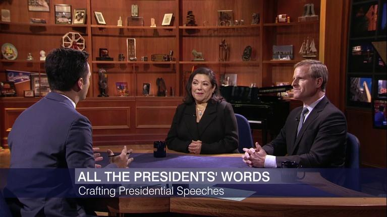 Chicago Tonight: Presidential Speechwriters Discuss Their Craft