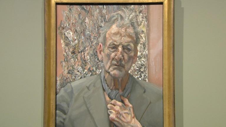Open Studio with Jared Bowen: Painter Lucian Freud, The Greenidge Sisters, and more