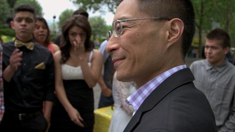 "Eric Liu Turns Seattleites Into ""Sworn-Again Citizens"""