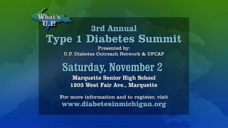 What's U.P.: Type 1 Diabetes Summit