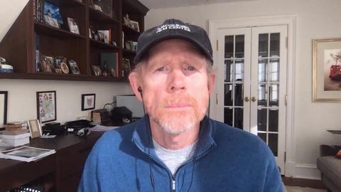 "Amanpour and Company -- Director Ron Howard on ""Rebuilding Paradise"""
