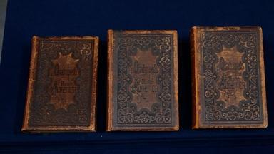 """Appraisal: 1856 Edition Audubon """"Quadrupeds"""""""