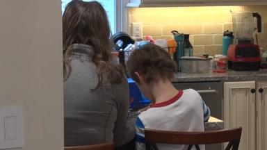 Some special needs students struggle with virtual learning