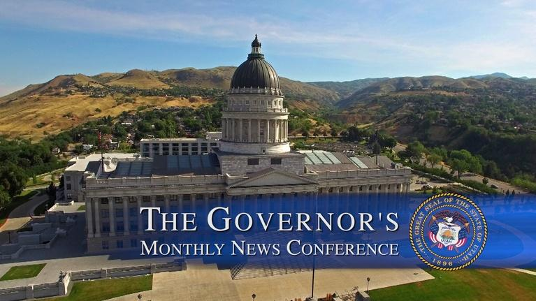 Governor's Monthly News Conference: May