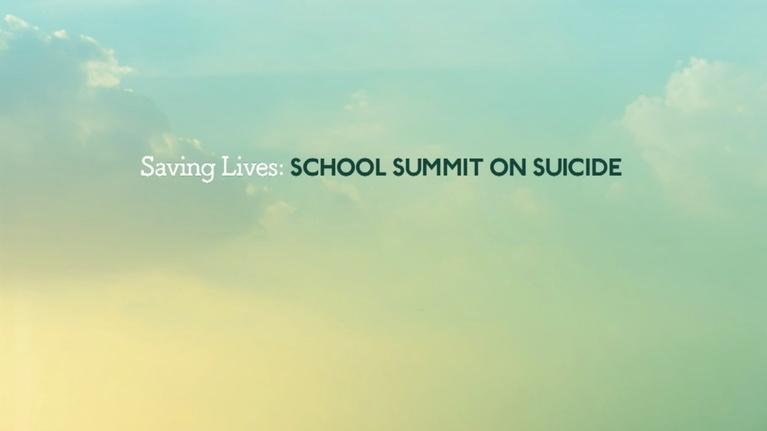 DPTV Health & Wellness: Saving Lives: School Summit on Suicide