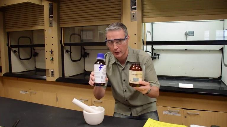 Science with Mike: Exothermic Reactions Explained