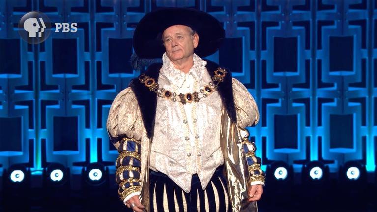 Mark Twain Prize: Bill Murray Performs | David Letterman | Mark Twain Prize