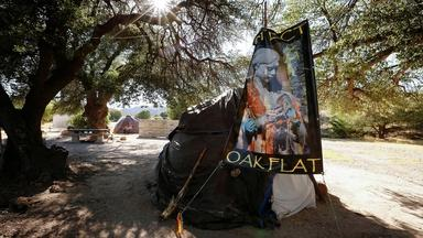In AZ, a struggle over a sacred site of the Apache tribe