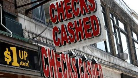 PBS NewsHour -- The surprising logic behind the use of check cashers